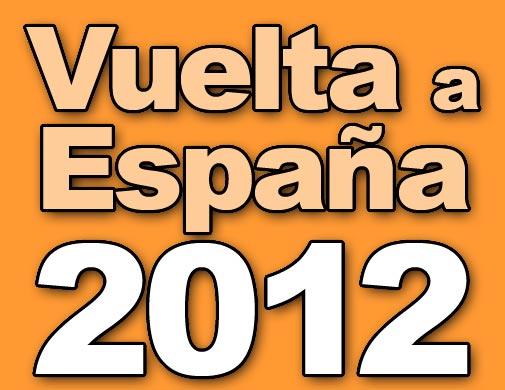 Vuelta a Espana 2012 logo