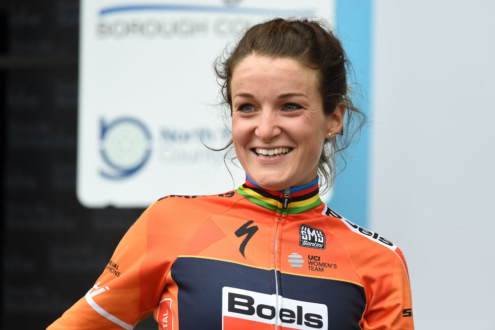 Lizzie Deignan has appendix removed: World Championships ...