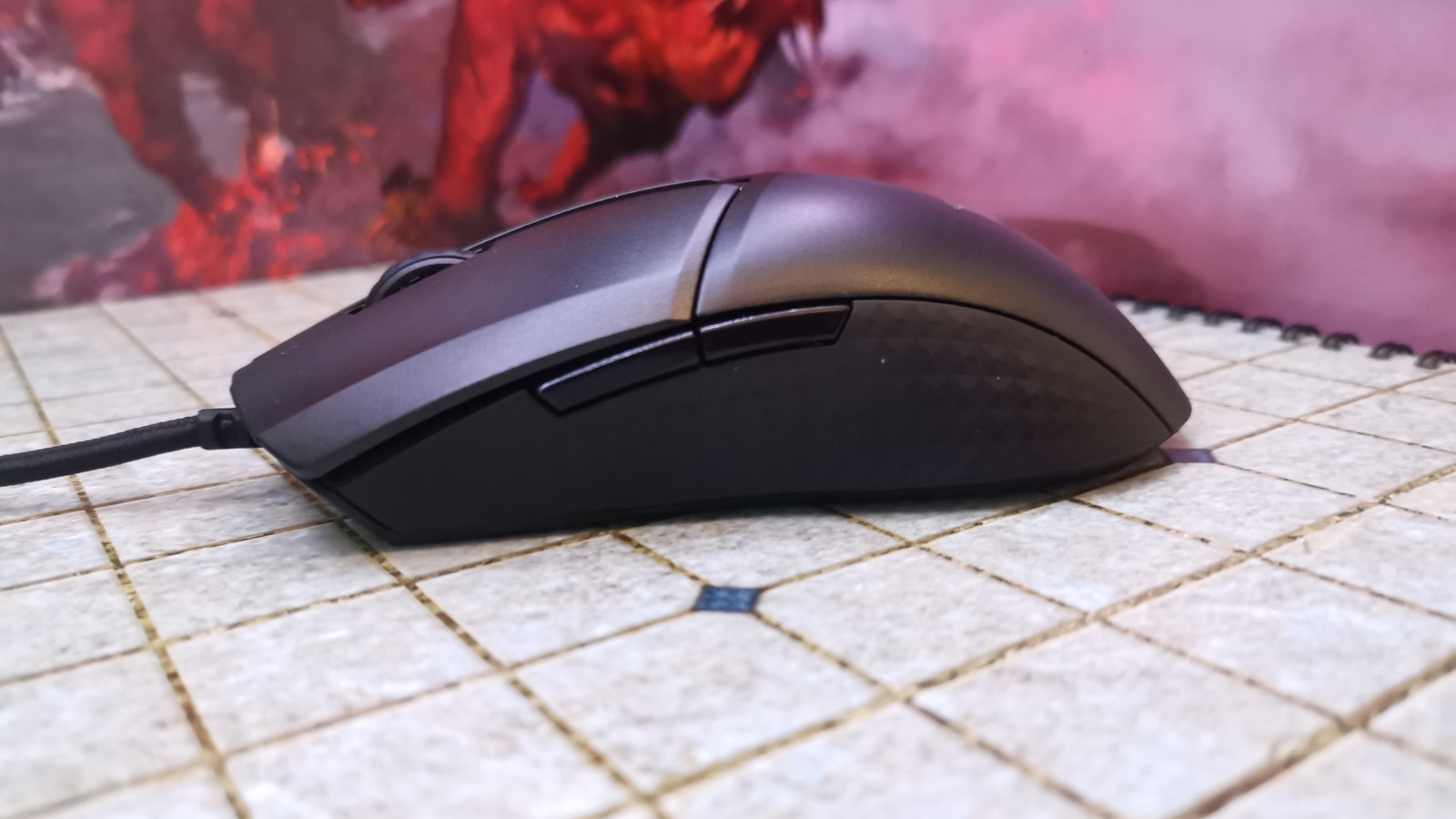 MSI Clutch GM41 gaming mouse