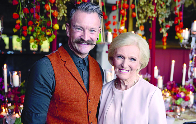 Mary Berry has more delicious recipes and top tips up her sleeve this week, this time on the theme of 'timeless entertaining' – whether that's a romantic meal for two or a big family gathering.