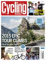 Cycling Weekly July 9 2015 cover