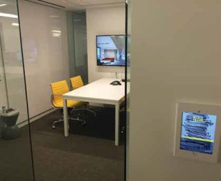 IP-Based Control Enhances SF Office