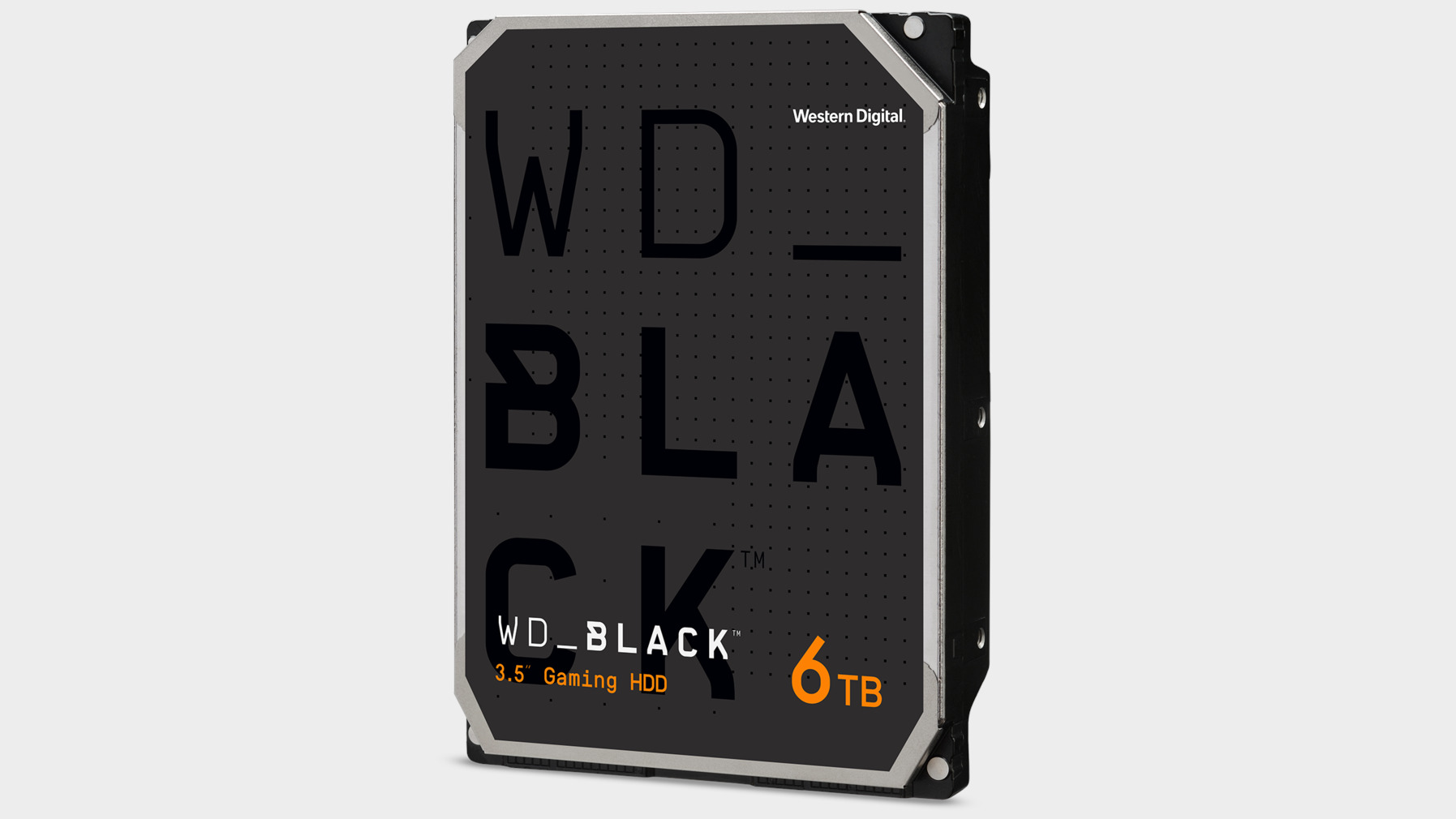 This WD Black 6TB hard drive is on sale for $170 today