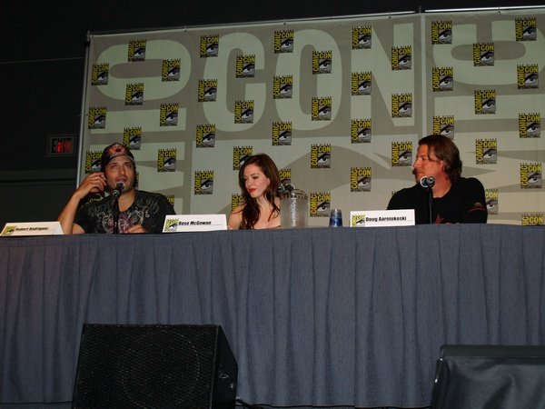 Comic Con: Red Sonja Panel In Detail #154