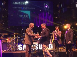 LSI's SOAR Unit Named Samsung Gold Partner of the Year