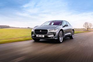 jaguar i-pace 2022