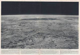 On This Day in Space! Dec. 30, 1930: 1st Photo of the Curvature of the Earth
