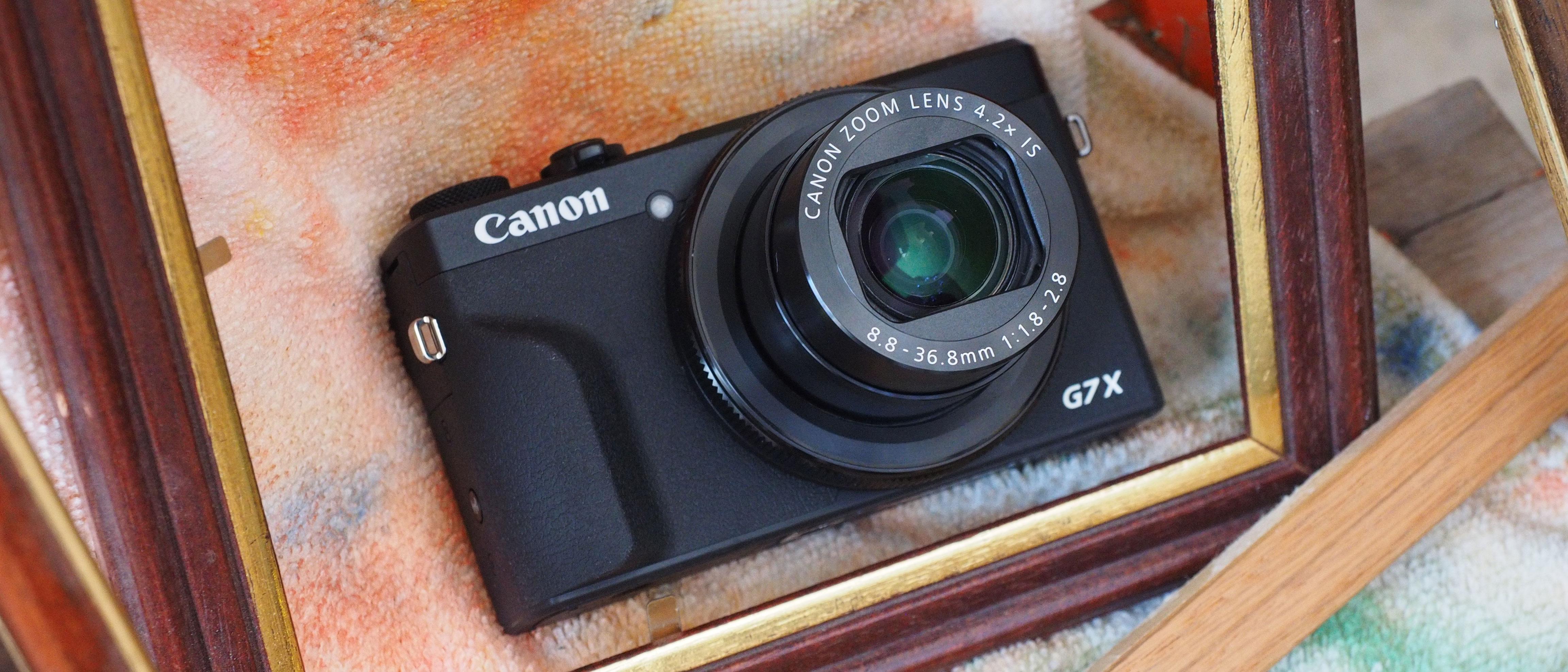 Canon PowerShot G7 X Mark III review | Digital Camera World