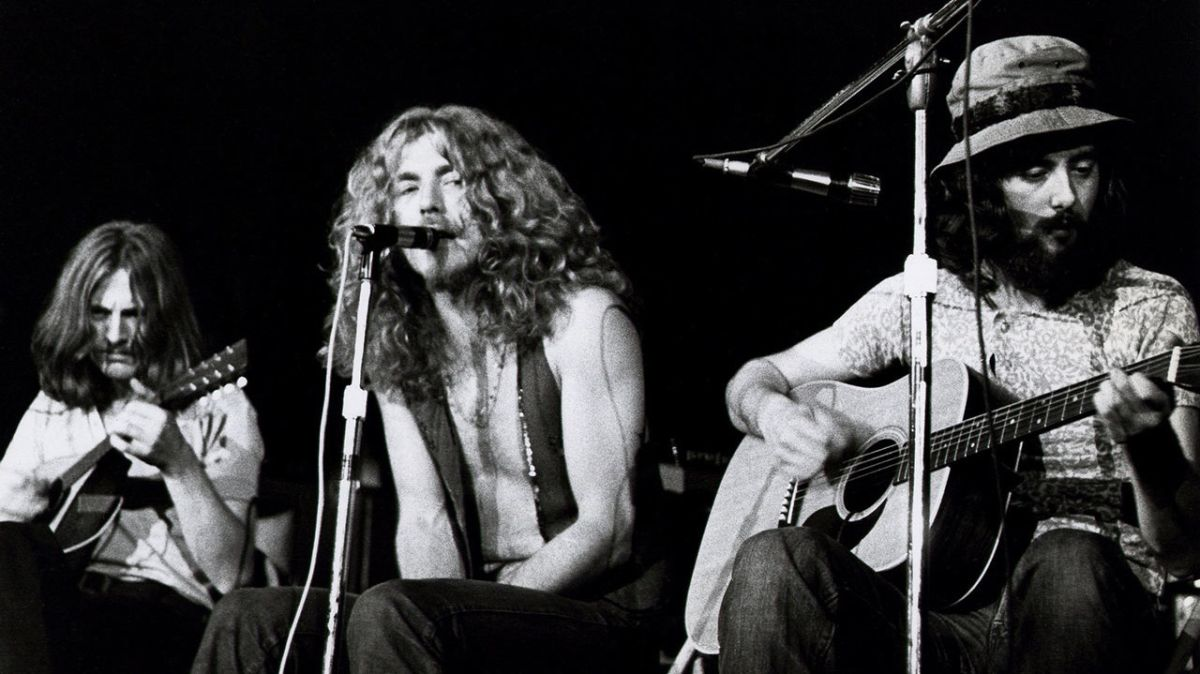 The top 10 best acoustic Led Zeppelin songs