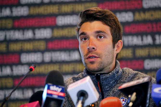 Thibaut Pinot is focused on the GC at the Giro