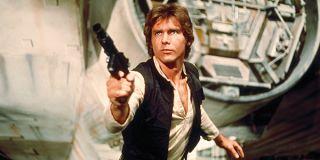 Han Solo in Star Wars