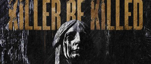 Killer Be Killed: Reluctant Hero album cover