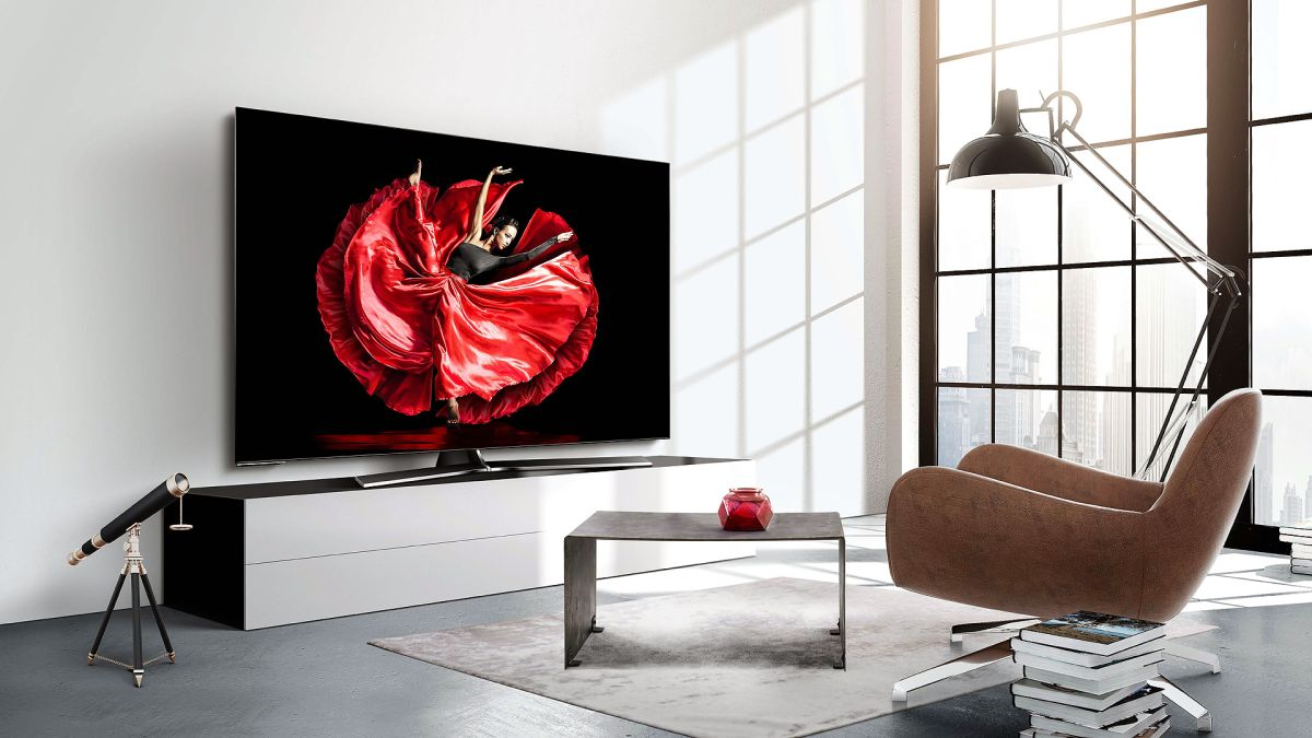 This cheap OLED 4K TV from Hisense will have Samsung, Sony