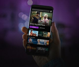 The Roku Channel's mobile app