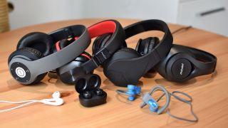 Cheap headphones on Amazon