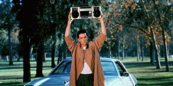Say Anything's Boombox Scene Almost Featured A Very Different Song ...