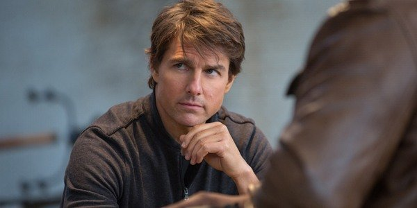 Tom Cruise Says He Can't Even Imagine Himself As Iron Man