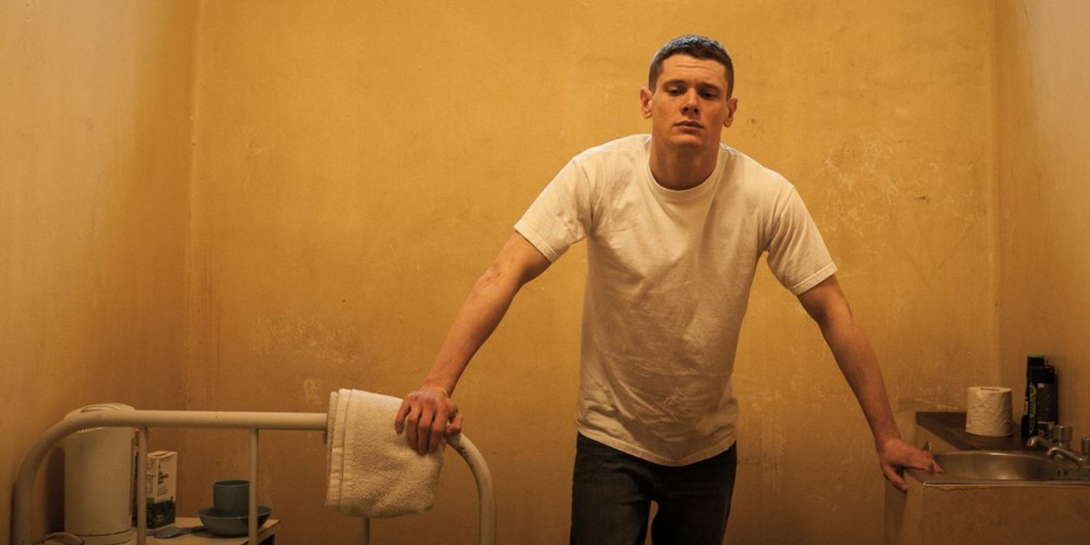 Jack O'Connell - Starred Up