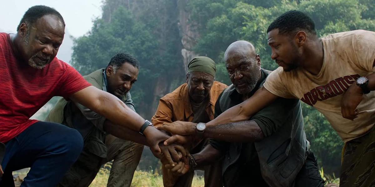 Da 5 Bloods Netflix cast