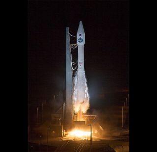 Atlas Rocket Launch