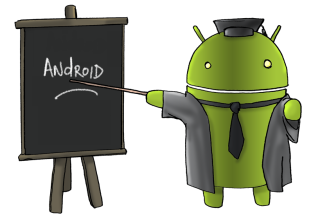 Android for Education Resource Web Page