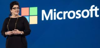 Ann Johnson, Corporate Vice-President for Cybersecurity Solutions Group at Microsoft