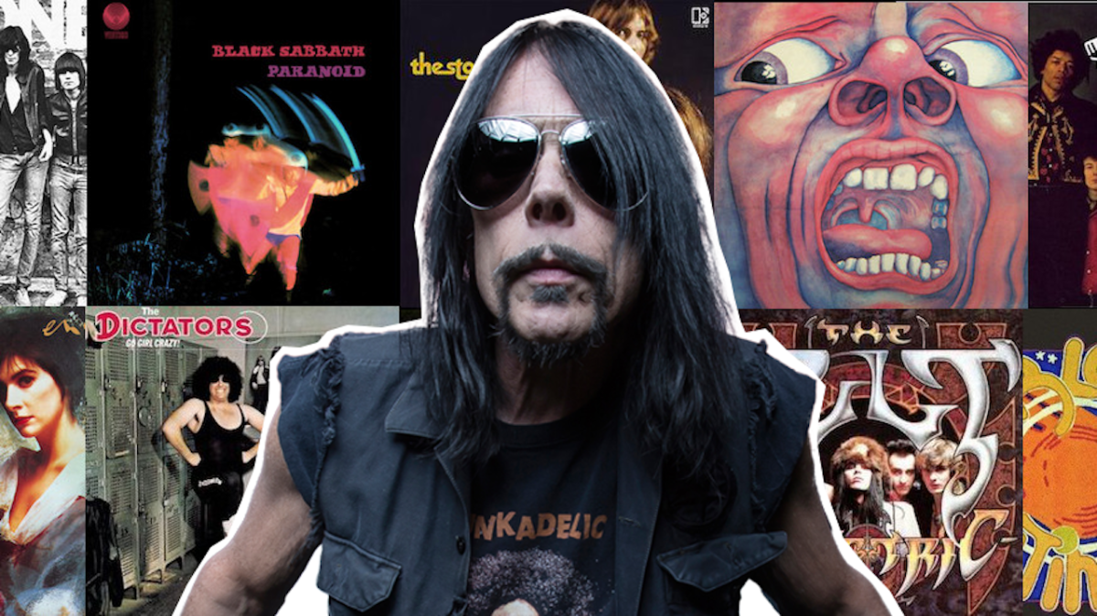 Monster Magnet's Dave Wyndorf: 10 albums that changed my life