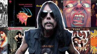 Dave Wyndorf of Monster Magnet