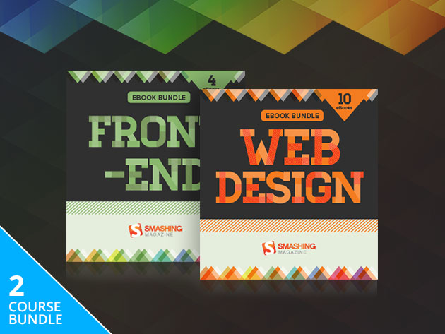 Start your web design career with this ebook bundle