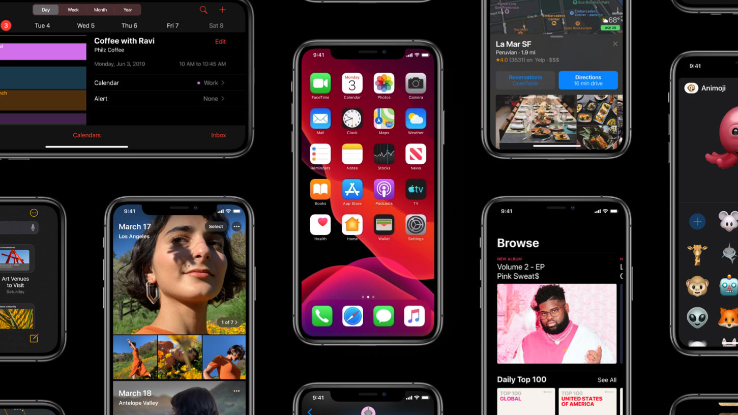 iOS 13 beta, release date and feature list | TechRadar