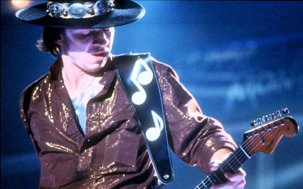 Austin Power Stevie Ray Vaughans 30 Greatest Recordings