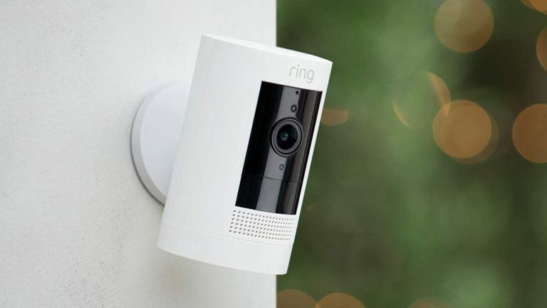 Ring security camera on sale at Amazon