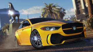 GTA Online Casino Car - Ocelot Jugular