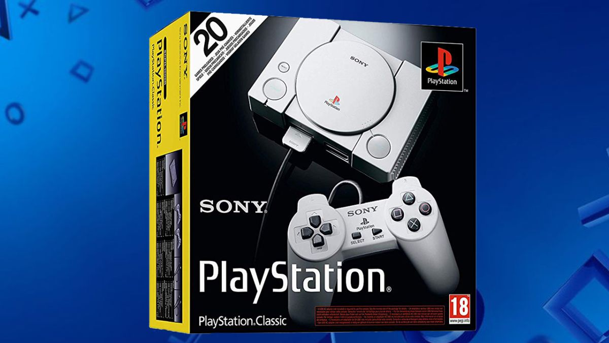 Playstation Classic Retro Console Is Now An Actual Bargain At 30