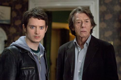 Elijah Wood, John Hurt