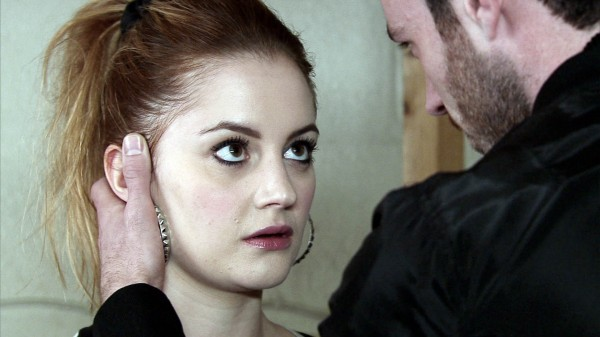 Kylie fears for her life (ITV)