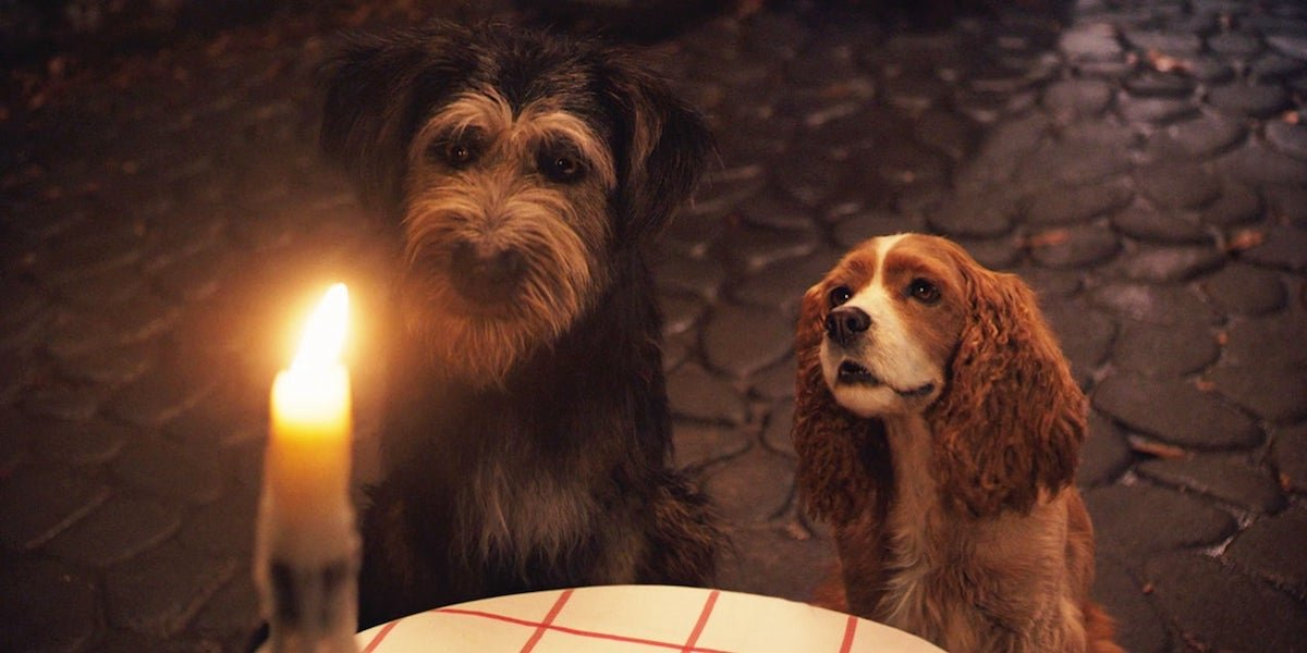 Lady And The Tramp Is Disney's Best Remake Of 2019