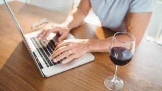 1 in 3 Americans are drinking alcohol while working from home, according to new study