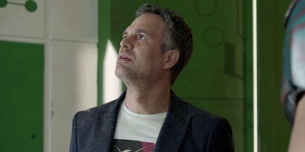 Mark Ruffalo in Thor: Ragnarok