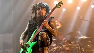 "Reggie 'Fieldy' Arvizu interview: ""We've never struggled to have enough low-end"""
