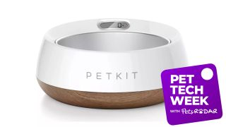 Smart pet bowls