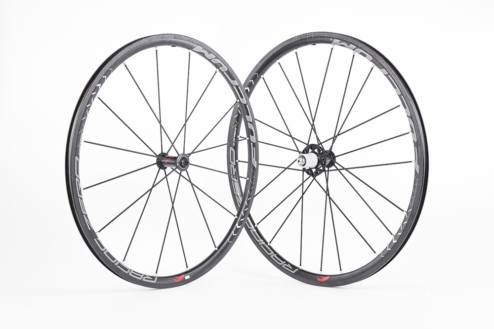 Fulcrum racing zero carbon wheels
