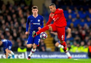 Chelsea v Bayern Munich – UEFA Champions League – Round of 16 – First Leg – Stamford Bridge