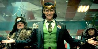 Tom Hiddleston on Loki