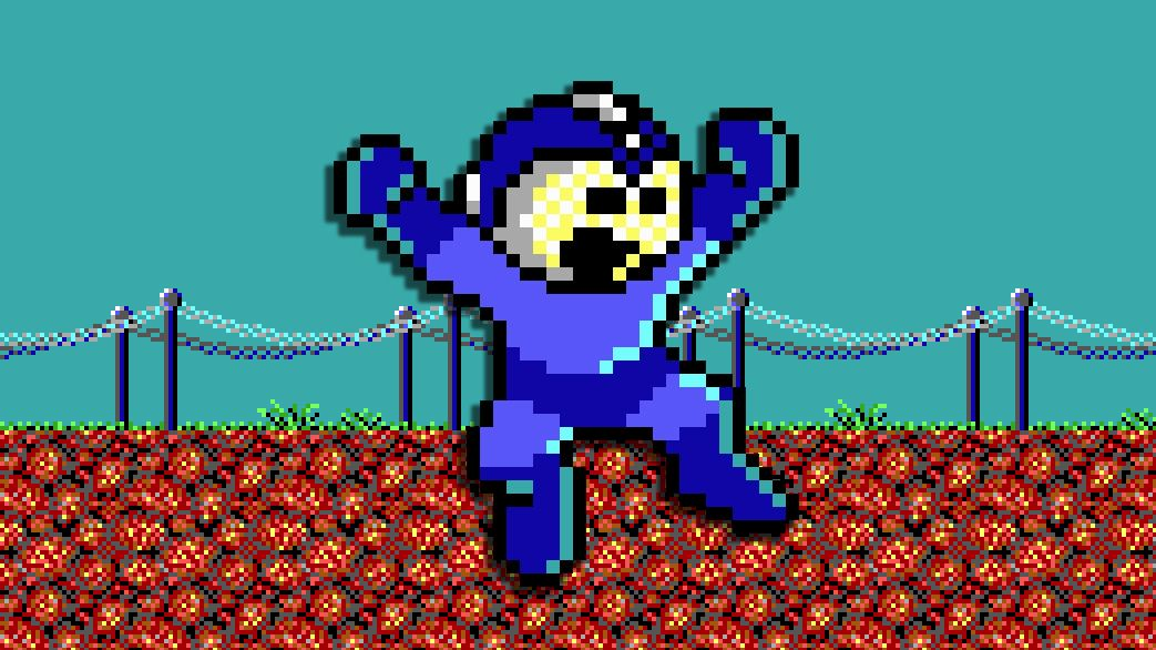The story of the bizarre Mega Man DOS games | PC Gamer