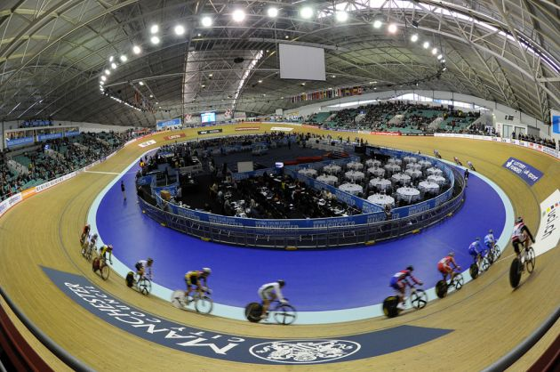 Velodrome, Manchester Track World Cup 2011