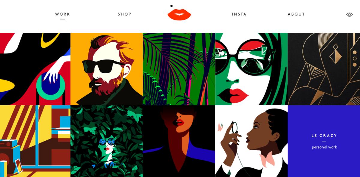28 amazing design portfolios to inspire you | Creative Bloq