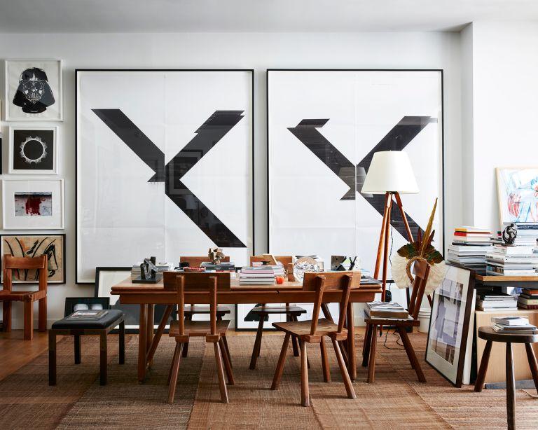 Home office ideas unused space