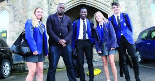 As part of the BBC's LovetoRead campaign, this one-off documentary challenges comedian and actor Javone Prince to motivate a group of reluctant teenagers to start reading.