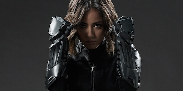 agents of S.H.I.E.L.D. daisy